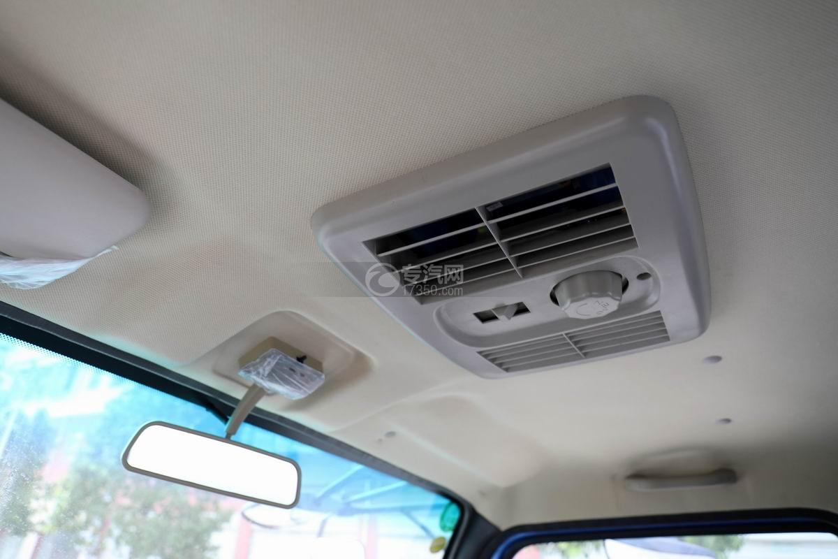 飛碟奧馳4.6方黃牌吸污車天窗
