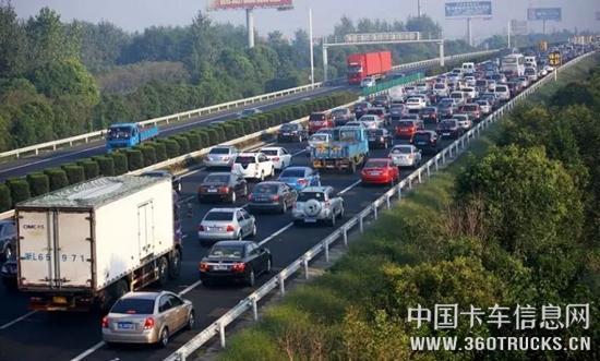 国庆期间,北京、广东、河北、山东等20省份限行货车!相互转告!