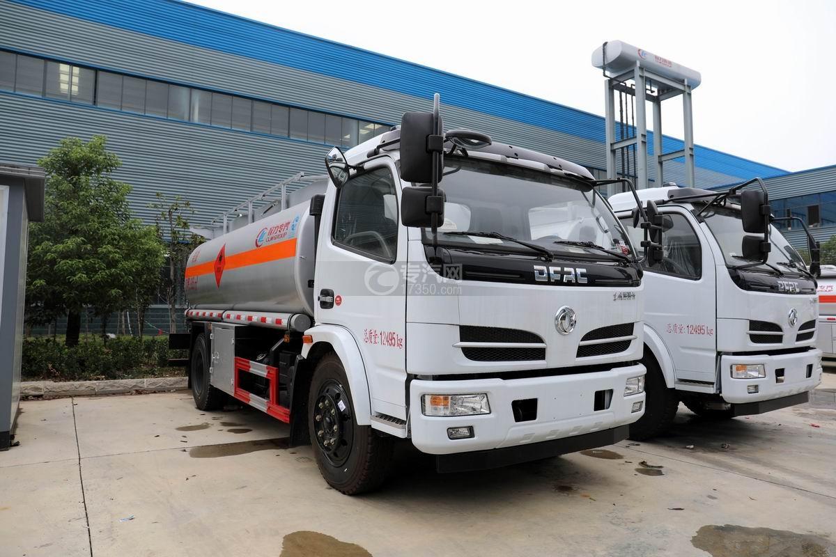 东风福瑞卡8.6方加油车