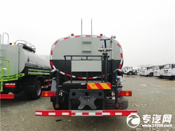 福田欧马可S5国六12方喷药车车尾图