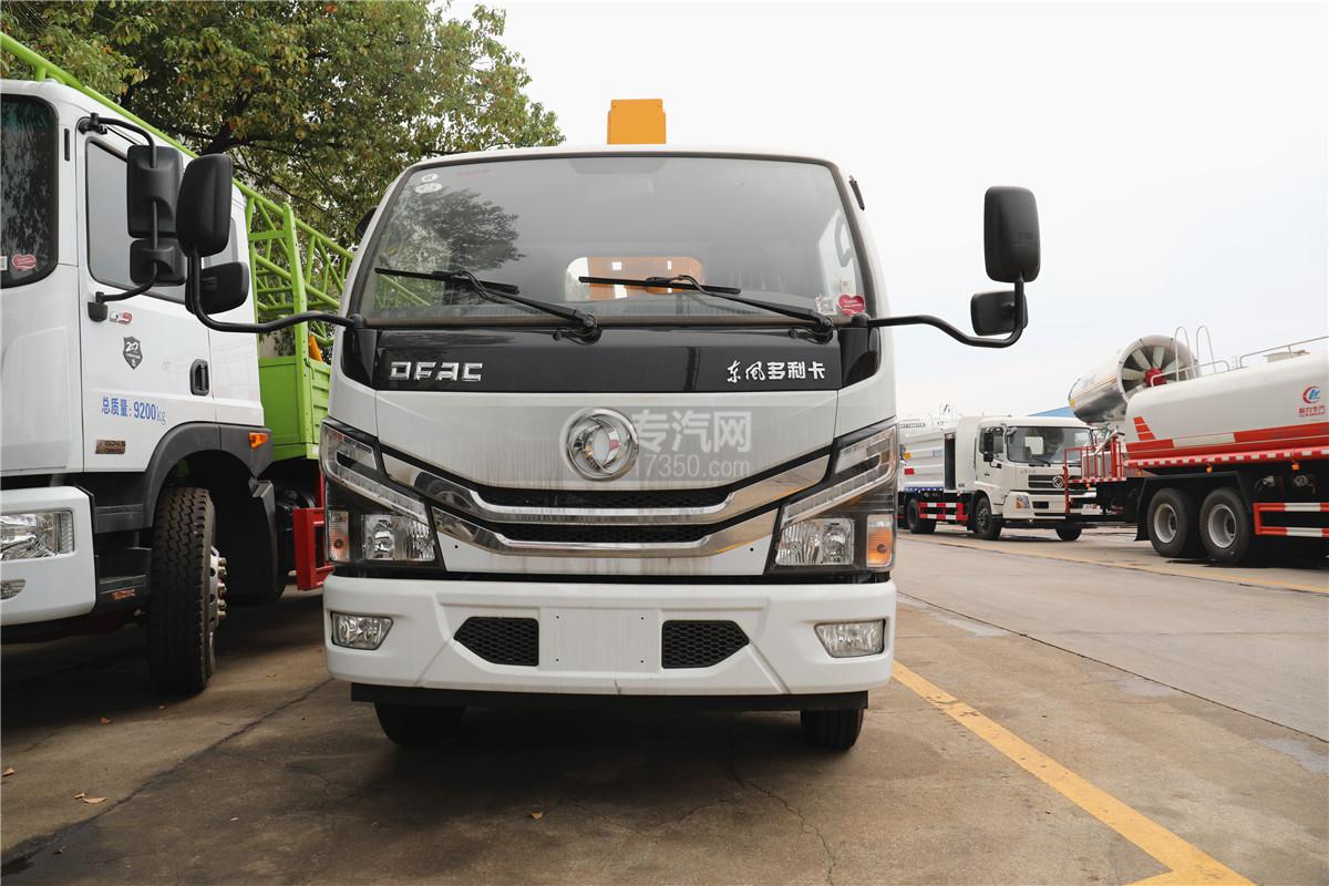 東風小多利卡國六16米伸縮臂式高空作業車車前圖
