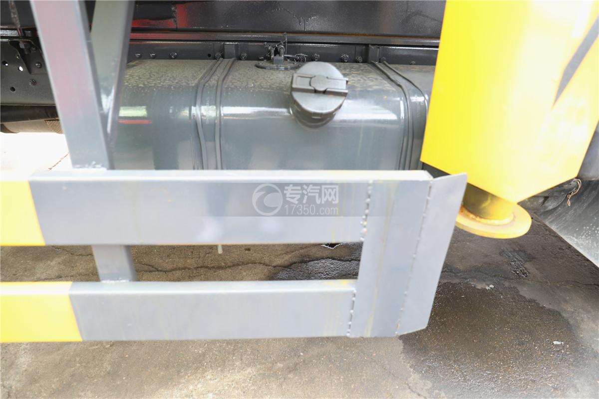 东风小多利卡国六16米伸缩臂式高空作业车油箱图