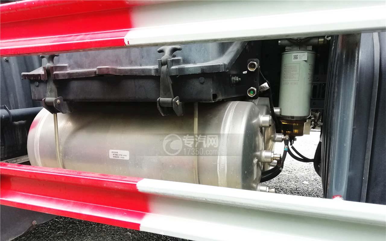 福田欧马可S5国六12方喷药车气团子图