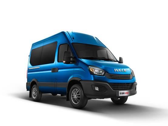 高品价比产品依维柯欧胜2020款国六车型现已接受用户预定