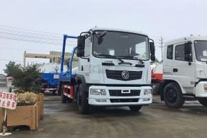 东风华神T3摆臂式垃圾车图片