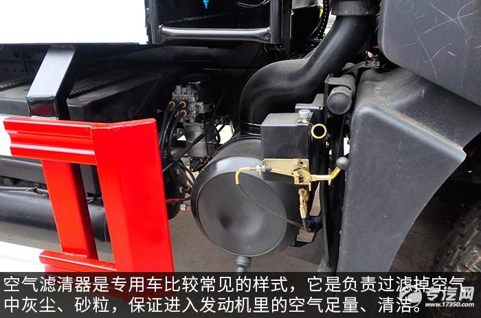 东风多利卡D9压缩式垃圾车空滤