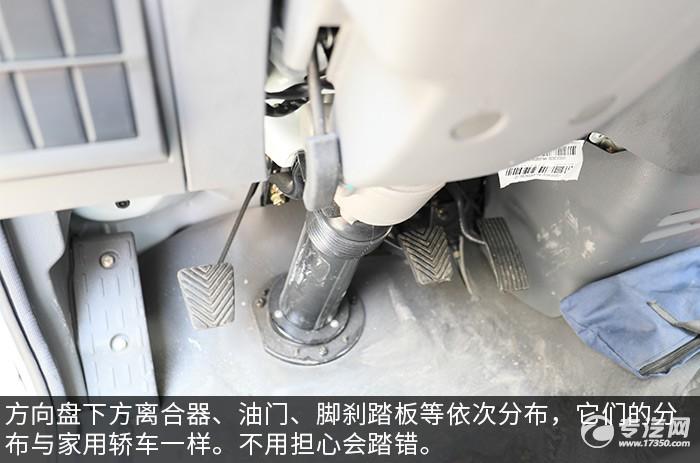 飞碟缔途LED广告宣传车细节
