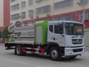 东风多利卡D9国六80米多功能抑尘车