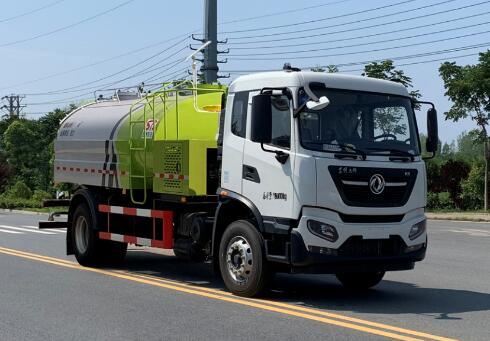 东风天锦KR国六10方路面清洗车