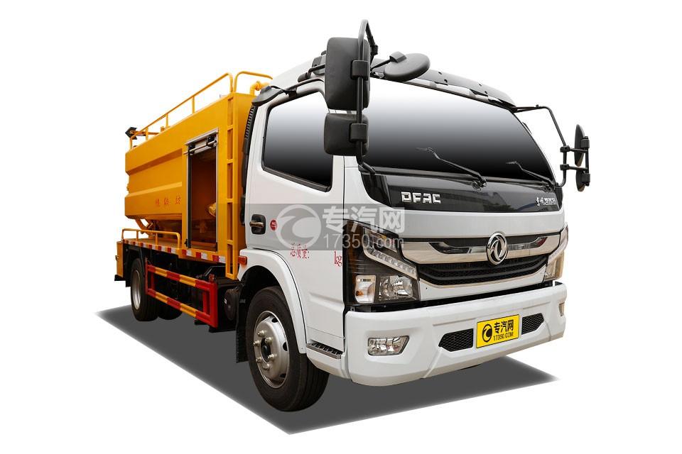 东风凯普特K7国六清洗吸污车