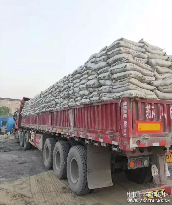 800元/吨的水泥来了!抢购!砂石、混凝土、混合材疯涨!超载不给货!