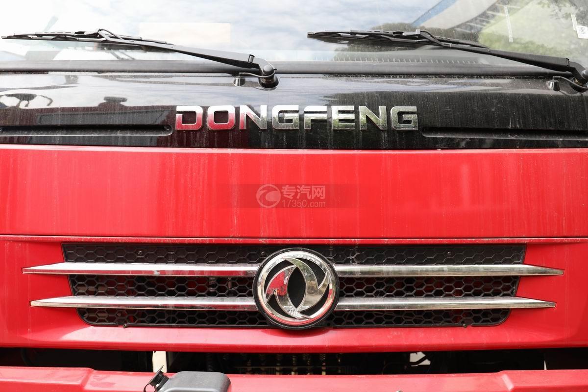 东风多利卡双排抢险救援消防车外观细节