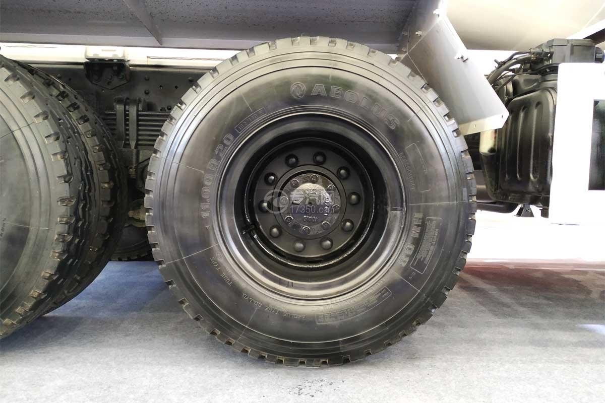 东风锦程前四后八搅拌车轮胎