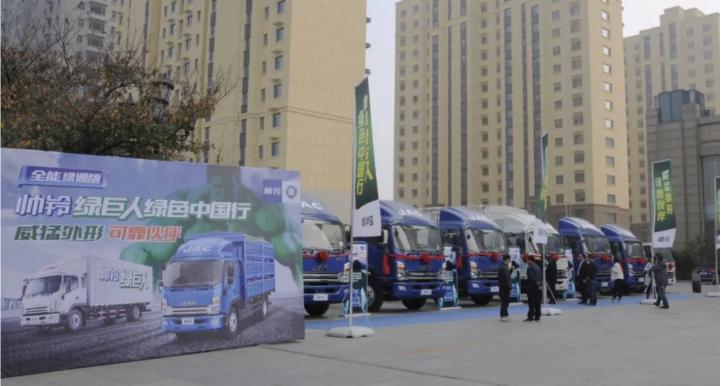 超宽驾驶室带来最高舒适性,全能绿通版领跑绿通行业
