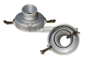 卸油阀变径接头/油罐车配件/卸油阀配件