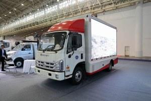 福田康瑞H2国五LED广告宣传车图片