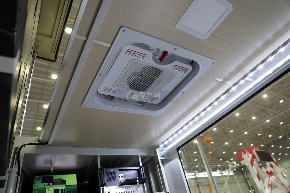 福田祥菱國六LED廣告宣傳車通風天窗