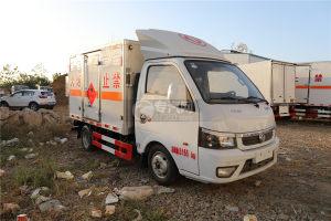 东风途逸T5国六3.4米易燃液体厢式运输车图片