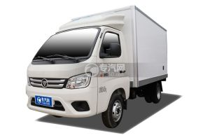 福田祥菱M2国六3.12米冷藏车