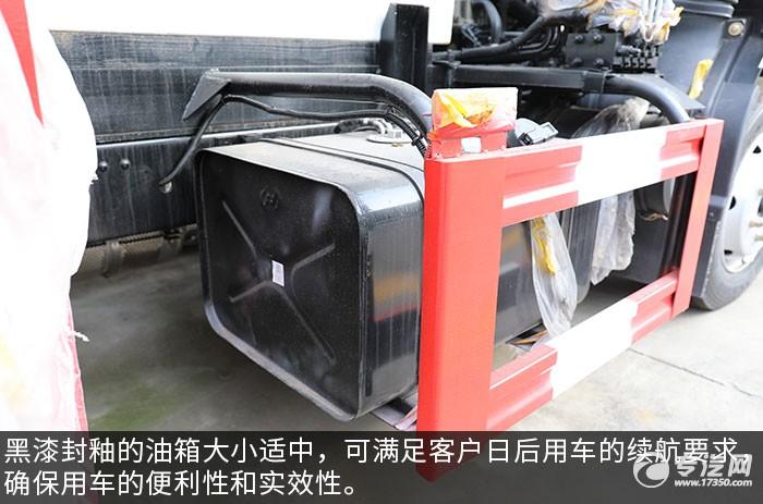 東風凱普特K7餐廚式垃圾車評測