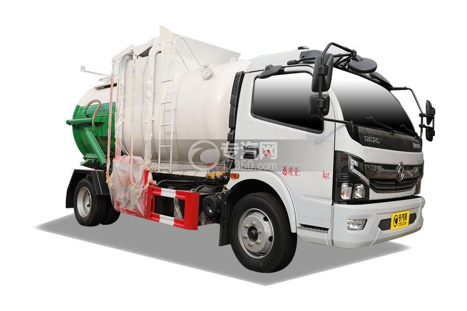 东风凯普特K7国六餐厨式垃圾车