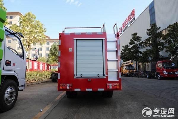福田时代消防救险车