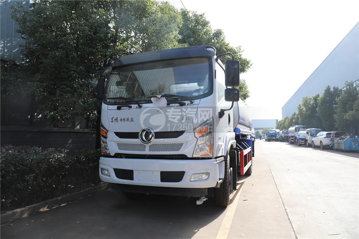 东风畅行D1L国六10.08方洒水车车前图