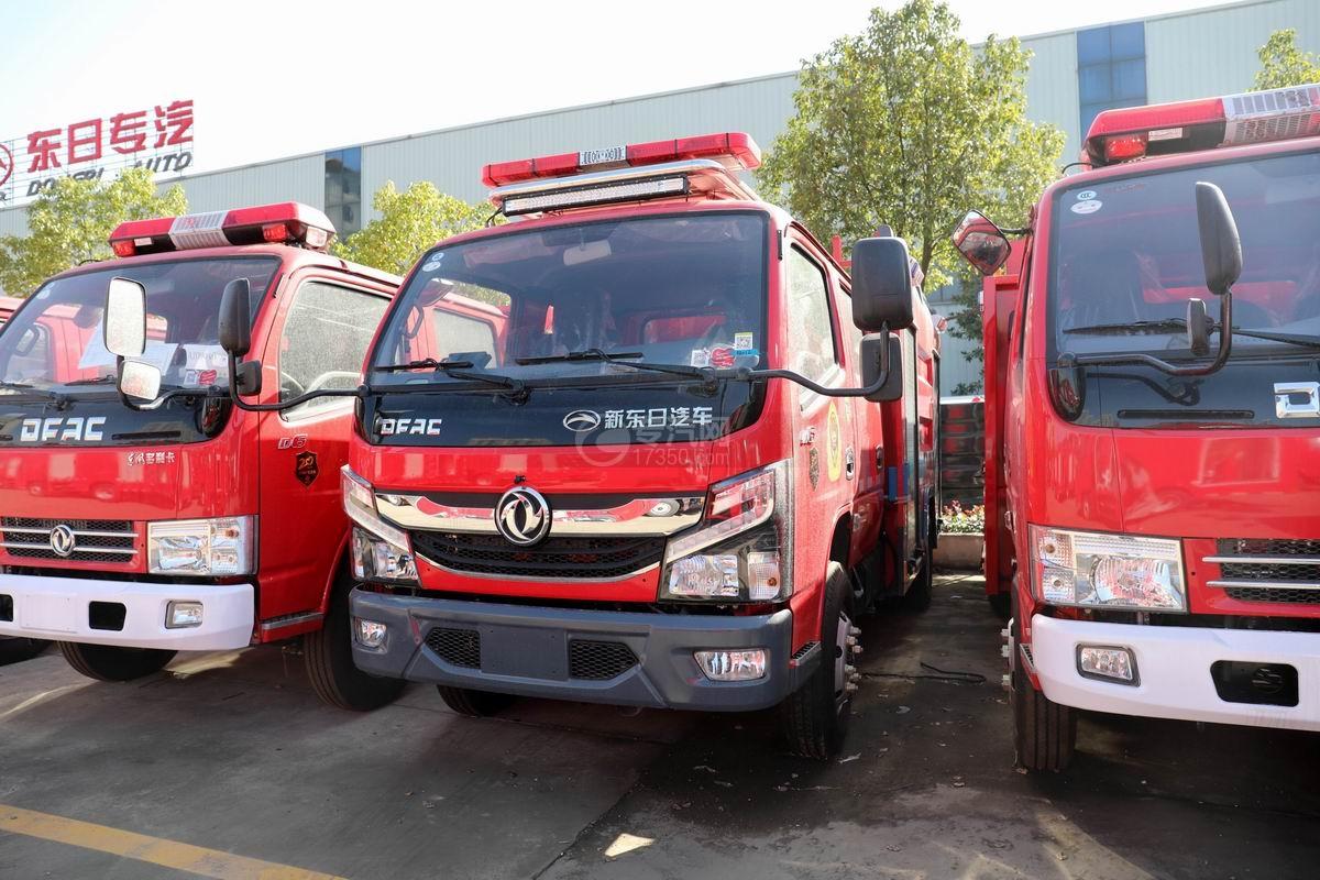 东风凯普特K6消防车