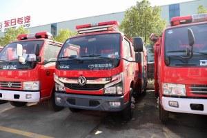 东风凯普特K6消防车图片