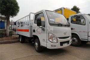跃进小福星S50国五3.25米气瓶运输车图片