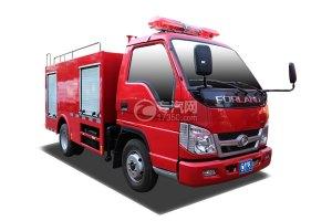 福田時代消防救險車