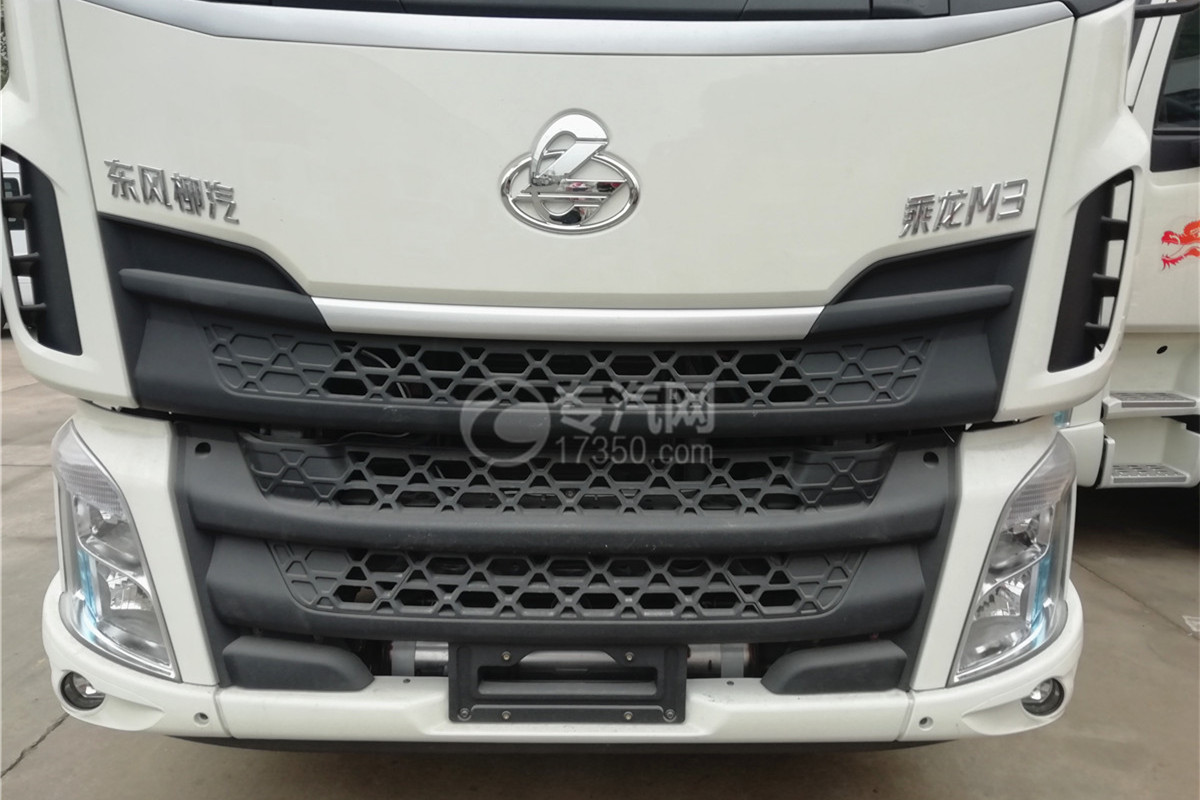 東風柳汽乘龍M3國五6.58米易燃氣體廂式運輸車散熱面板圖
