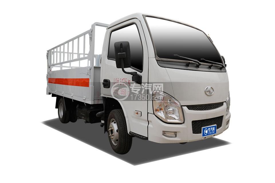 躍進小福星S50國五3.25米氣瓶運輸車