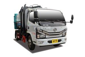 国六东风多利卡自装卸式垃圾车