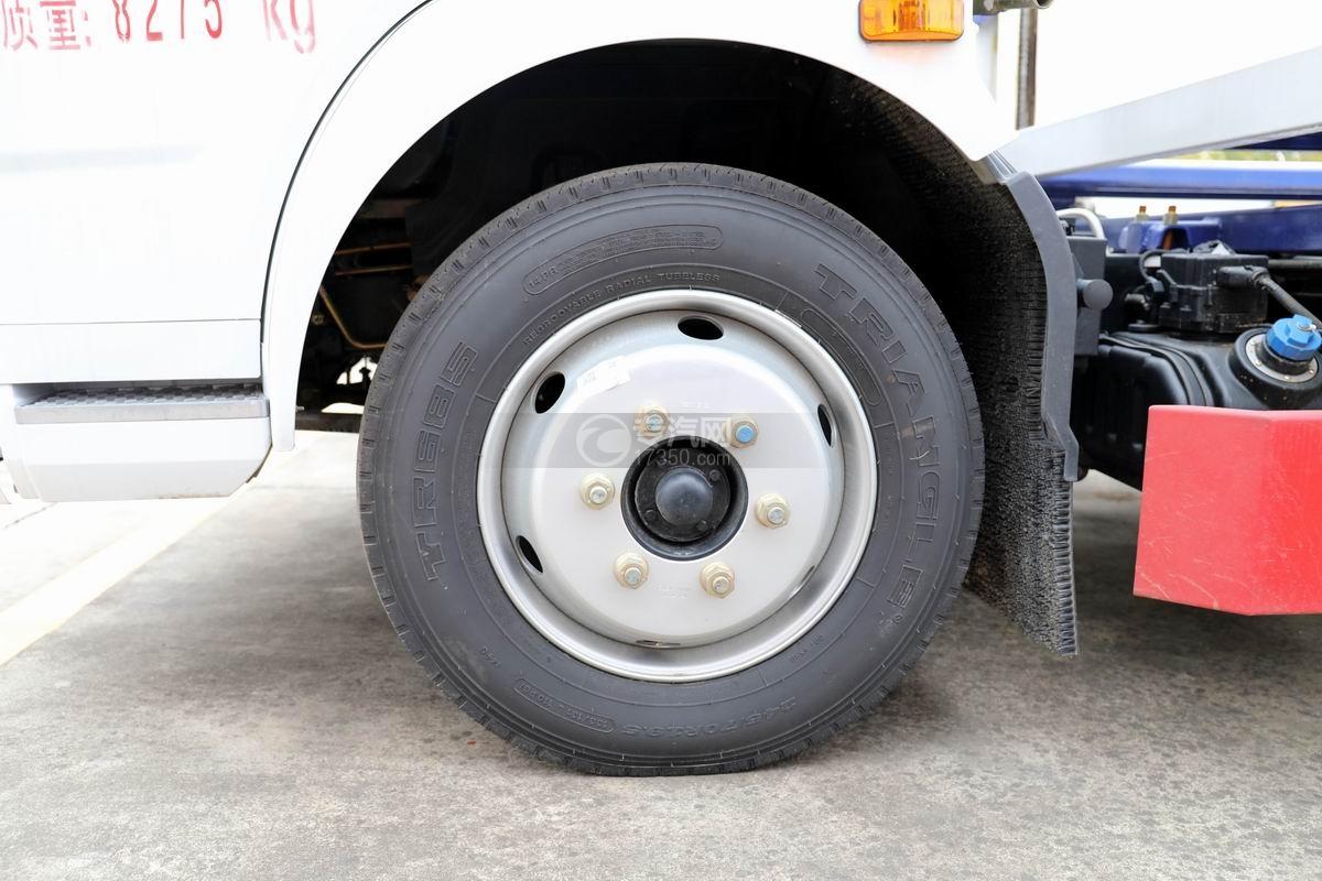 東風凱普特K7雙層清障車輪胎