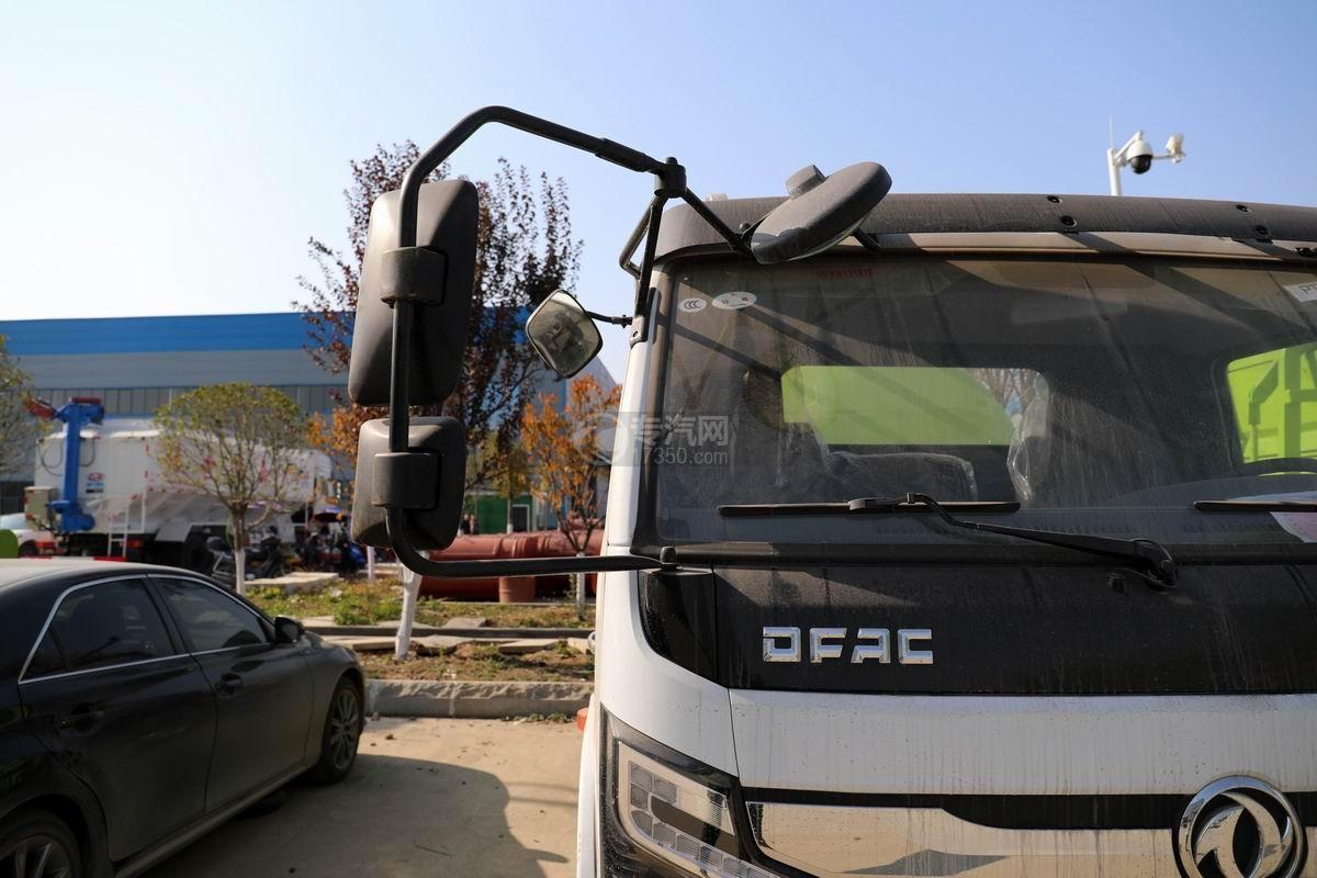 东风凯普特K7国六餐厨式垃圾车(罐式)后视镜