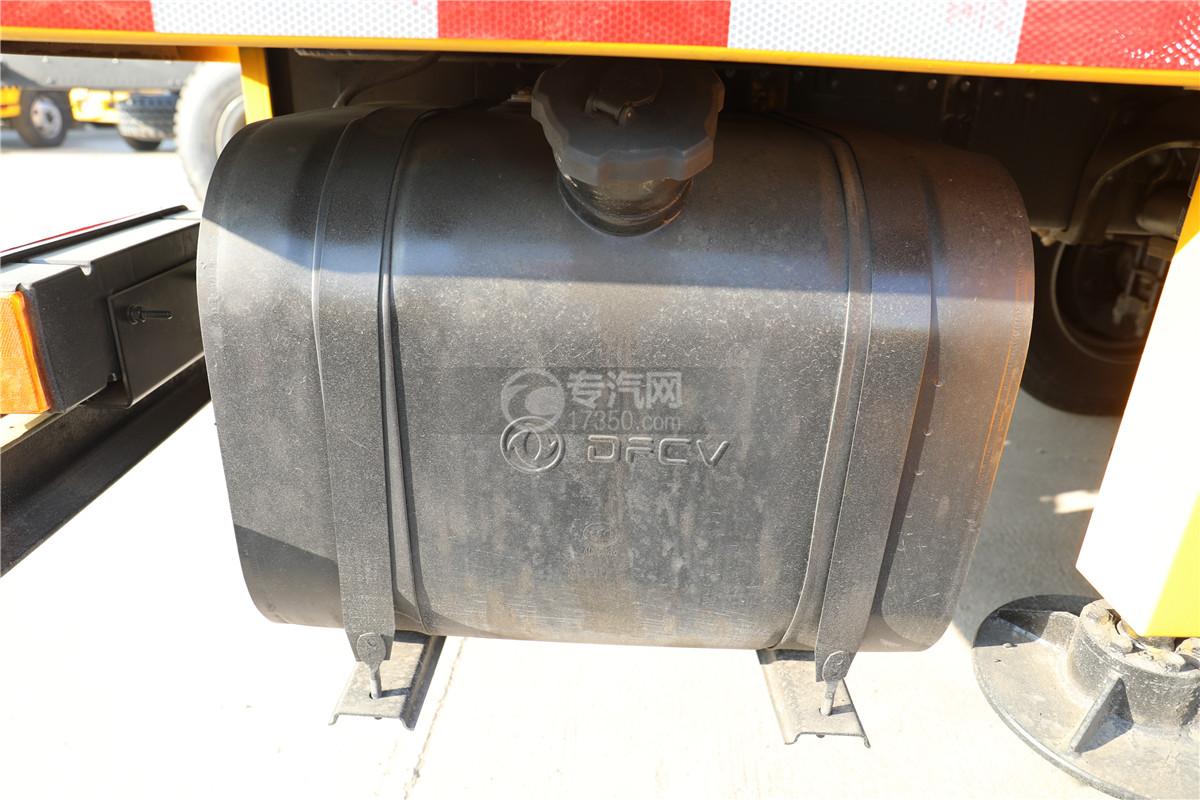 东风天锦国六20米直臂式高空作业车油箱