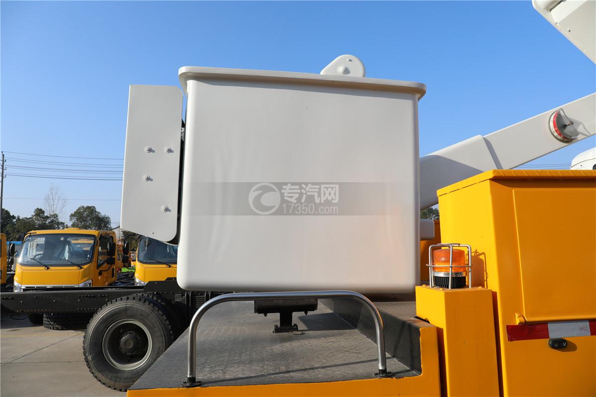 東風天錦國六20米直臂式高空作業車工作平臺