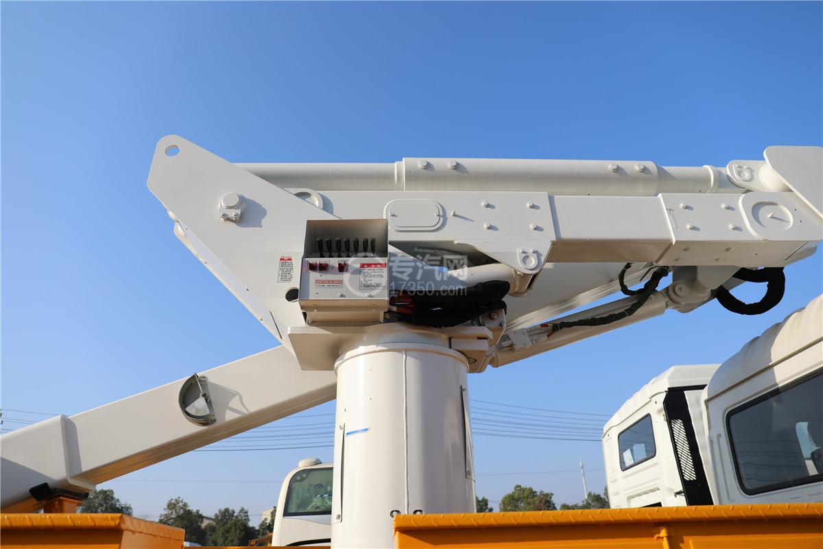 东风天锦国六20米直臂式高空作业车大臂
