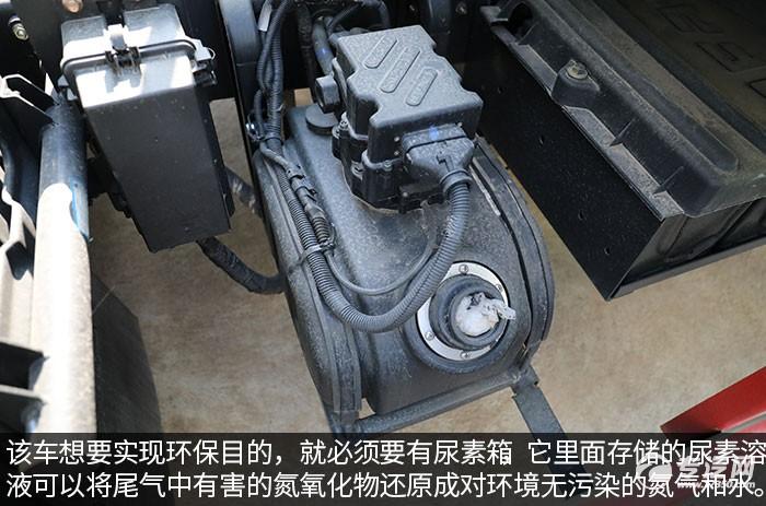 东风凯普特K7国六餐厨式垃圾车评测