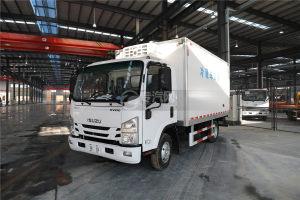 慶鈴五十鈴KV100國六4.1米冷藏車圖片