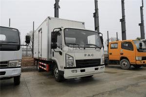 一汽凌河單橋國五3.75米冷藏車圖片
