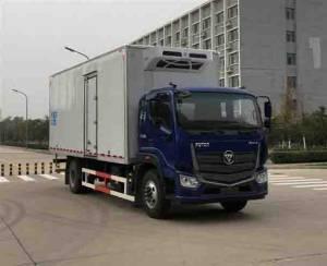 福田歐馬可s5國六7.9米冷藏車