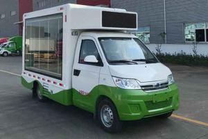 开瑞国六LED广告宣传车
