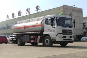 東風天錦單橋國六16.5方鋁合金運油車