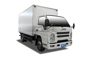 江鈴順達單排國六4.15米冷藏車