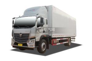 福田欧马可s5国六7.6米冷藏车