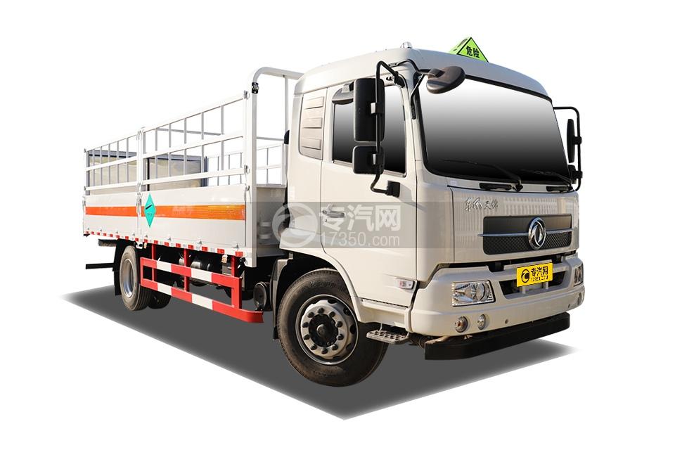 东风天锦国五6.7米气瓶运输车