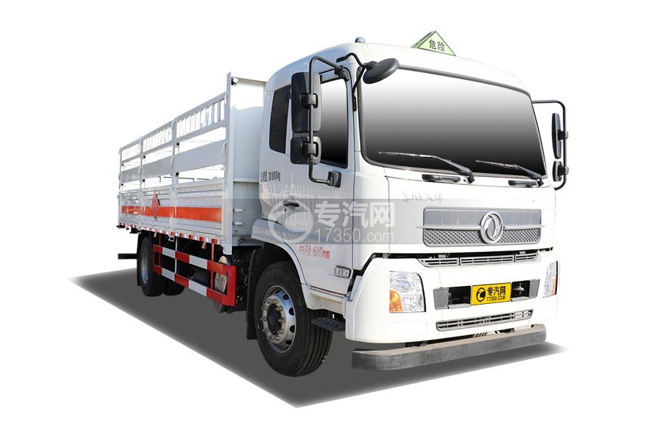 东风天锦国六6.6米气瓶运输车