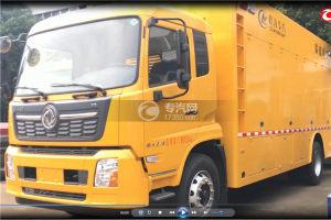 東風天錦VRl國六電源車亮點